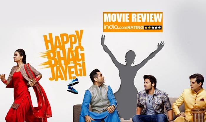 Happy Bhag Jayegi movie review: Diana Penty's miserable attempt to reprise Kareena Kapoor's Jab We Met role of Geet!