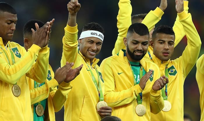 Rio olympics 2016: Neymar's nerves of steel hand Brazil first football gold