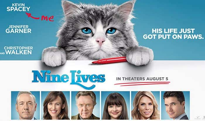 Nine Lives movie review: A light family entertainer