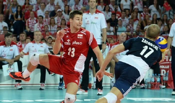 Rio Olympics 2016: Poland beat Argentina in men's volleyball