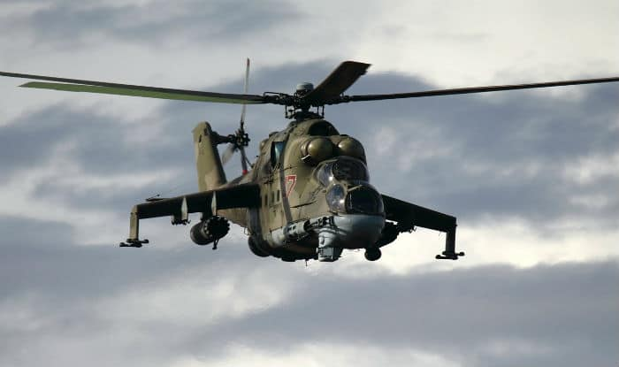 5 killed as Russian military chopper shot down in Syria | World News