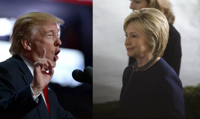 Donald Trump accuses media of helping Hillary in 'rigged' election