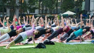 5 Ways to Yoga on a Budget in New York City