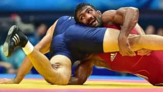 Yogeshwar Dutt, India Wrestling Result & Highlights: Crashes out in opening round