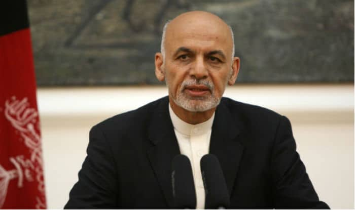 Afghan President Thanks Pakistan PM For Peace Efforts