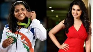 Wrestler Sakshi Malik replaced Parineeti Chopra in Beti Bachao campaign| पहलवान साक्षी मलिक ने कर दी एक्ट्रेस परिणीति चोपड़ा की छुट्टी