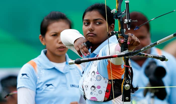 Deepika Kumari at Rio Olympics 2016: Indian archer storms into Round of 16 in women's individual archery
