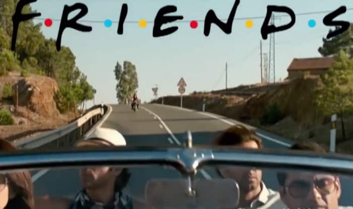 Youtuber mashed up 'FRIENDS' theme song to 'Zindagi Na Milegi Dobara' and it is all that we wish in life!