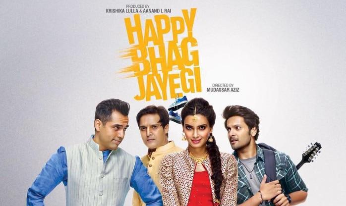 "Abhay Deol, Diana Penty, Ali Fazal & Jimmy Shergill's ""Happy Bhag Jayegi"" may have a sequel"