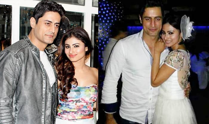 Is Naagin actress Mouni Roy on a vacation with boyfriend Mohit Raina?