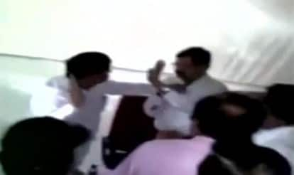 Karjat NCP MLA slaps deputy collector; says he deliberately delayed land acquisition procedure