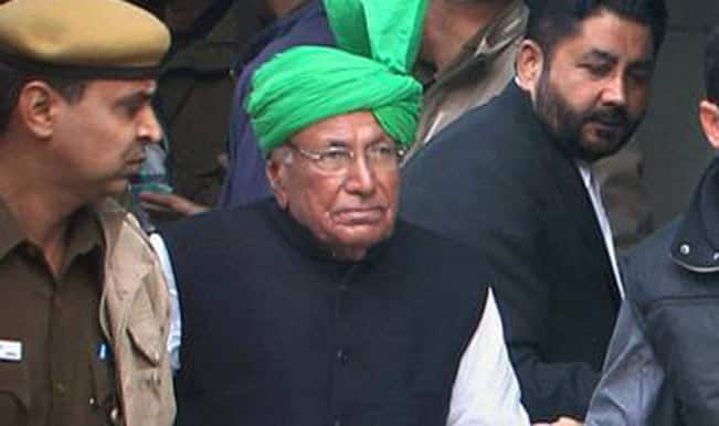 Former Haryana Chief Minister Om Prakash Chautala admitted to AIIMS Hospital in New Delhi