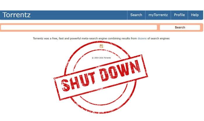 Torrentz bids adieu with an emotional farewell message after KickAss torrent site shut down