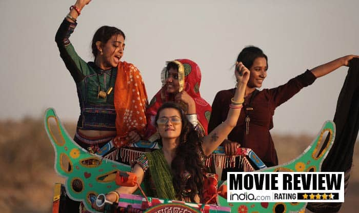 Parched movie review: Surveen Chawla, Radhika Apte & Tannishtha Chatterjee make this unconventional drama a must watch!