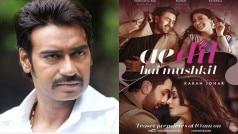 Ajay Devgan sleep after watching Ae Dil Hai Mushkil teaser ? | अजय देवगन कहीं ऐ दिल है मुश्किल का ट्रेलर देखकर तो नहीं सो गए?