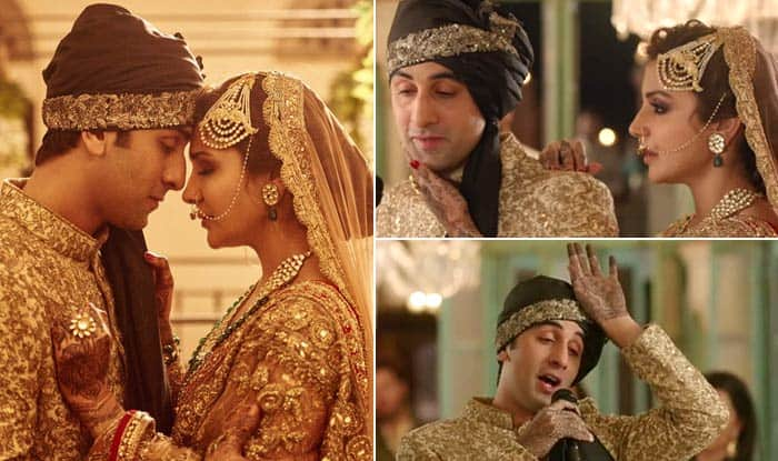 Ae Dil Hai Mushkil song Channa Mereya: Ranbir Kapoor & Anushka Sharma's heartbreak song is so beautiful it will make you reach for the tissues!