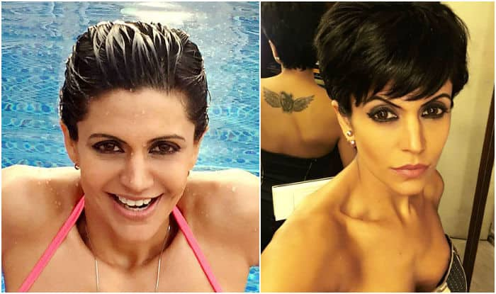 Mandira Bedi Reacts To Trollers Who Body Shame Her; Says 'Indian Men Are Cowards'