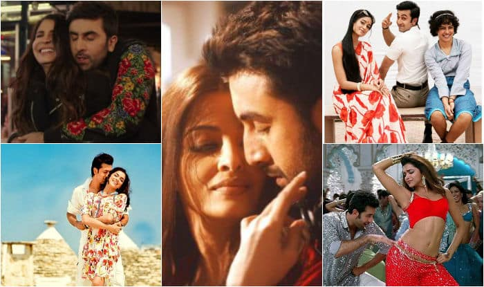 From Deepika Padukone in Bachna Ae Haseeno to Aishwarya Rai Bachchan in Ae Dil Hai Mushkil: Is Ranbir Kapoor ALWAYS the ladies' man?