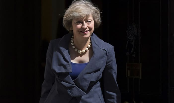 Britain's Theresa May hopes to assure Chinese over nuclear plant