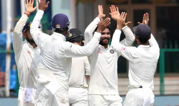 India Vs New Zealand Video Highlights, 1st Test Day 3: Ravindra Jadeja's five-wicket haul puts IND in control