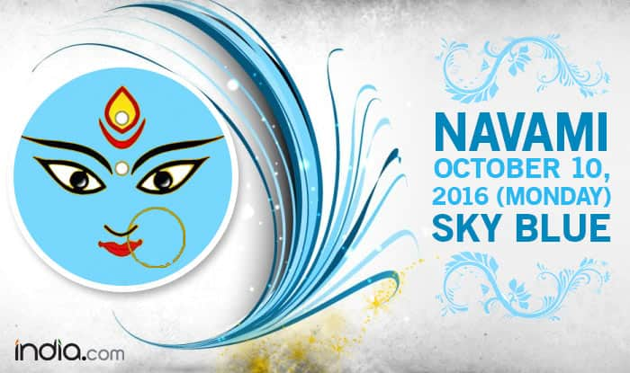 Navami---October-10,-2016-(Monday)----Sky-Blue