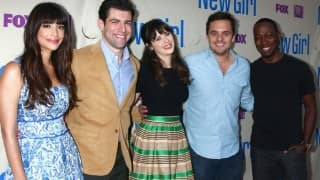 """American Show Desi Tadka: Bringing the """"New Girl"""" to India"""