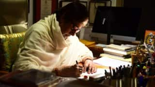Amitabh Bachchan Pens Inspiring, Feminist Letter to His Granddaughters