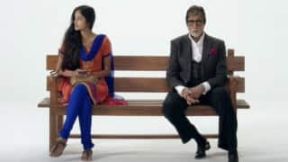 Amitabh Bachchan Empowers Women with UnBlushed Campaign