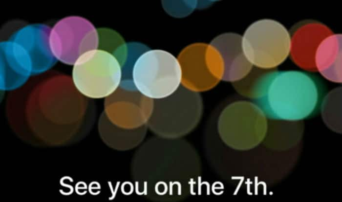 Apple Iphone 7 When Is Iphone 7 Launch Date Launch Event Time In India How To Watch Iphone 7 Launch Live Streaming Online India Com