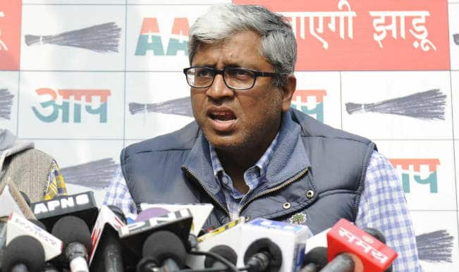 Sex CD row: NCW chief a member of BJP's national executive, says AAP leader Ashutosh