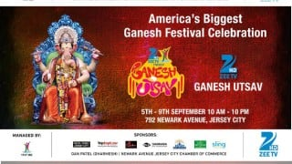Zee Ganesh Utsav: USA's Largest Community Event Concludes on High Note