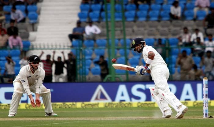 STUMPS | NZ 152/1 | India Vs New Zealand LIVE Score: Play called off due to rain
