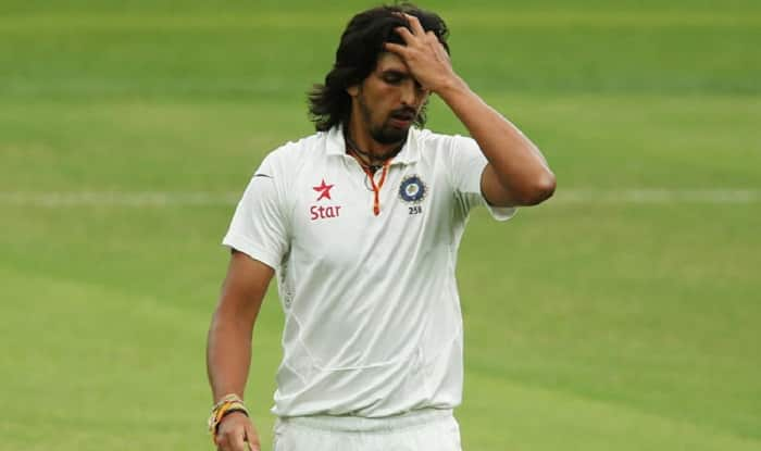 Ishant Sharma down with chikungunya, out of 1st test against New Zealand