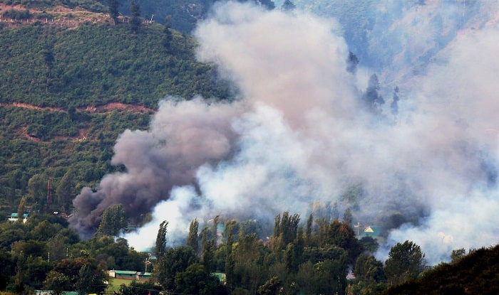 Uri attack: 7th cross-border assault against Indian Army – Timeline of terror strikes in Jammu & Kashmir in 2016