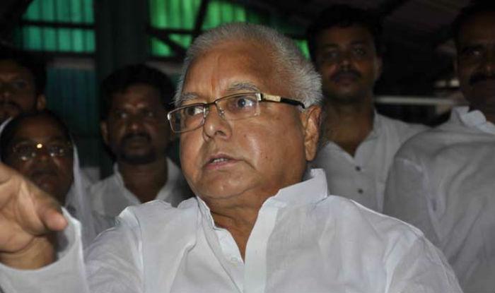 Lalu Prasad seeks to douse fire, says Nitish Kumar is leader of coalition