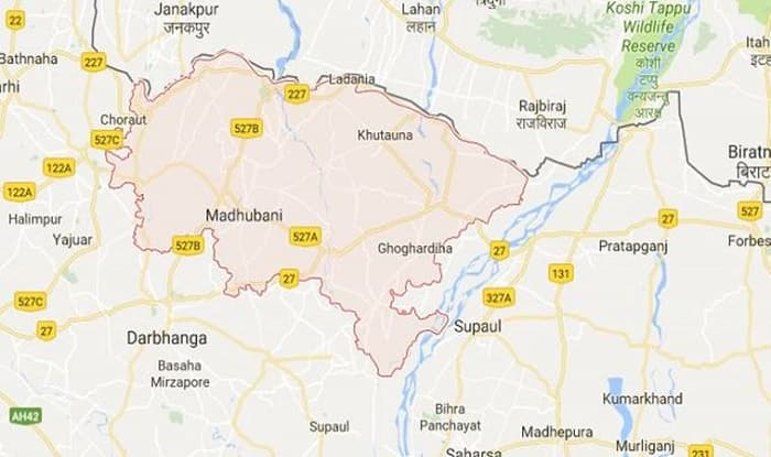 Bihar: Passenger bus falls into roadside pond in Madhubani, 35 feared dead