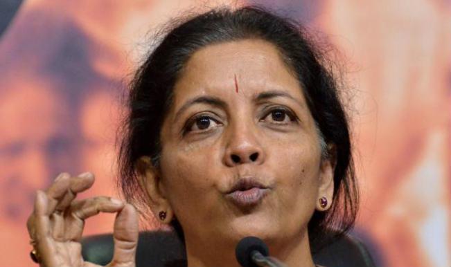 Kerala BJP chief was target of bomb attack: Nirmala Sitharaman