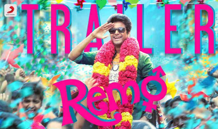 Remo trailer: Sivakarthikeyan's 'Nurse' avatar is bound to be a hit!