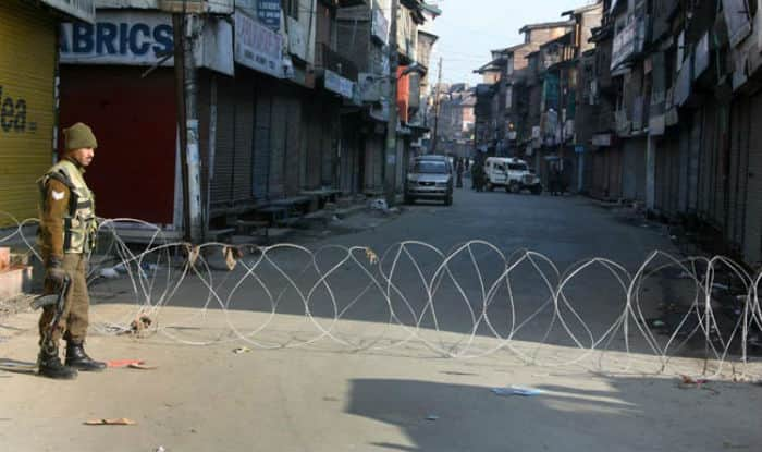 Curfew in Kashmir: School, markets remain shut for the 56th consecutive day