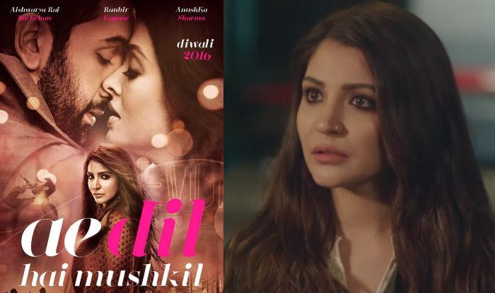 Ae Dil Hai Mushkil story leaked: Anushka Sharma's reel life father accidentally reveals major plot of the film