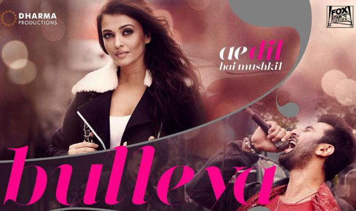 Ae Dil Hai Mushkil: Ranbir Kapoor & Aishwarya Rai Bachchan's chemistry is the highlight of Bulleya