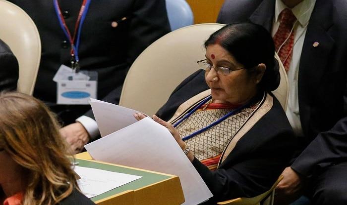 Sushma Swaraj at UN: How she annihilated Nawaz Sharif on terror last year – a must-watch speech