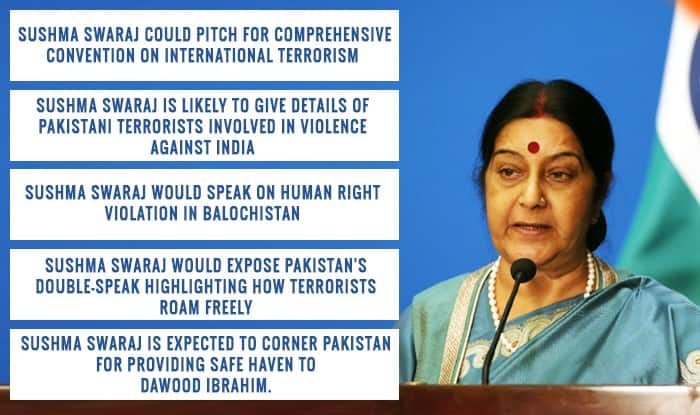 Sushma Swaraj speech at UN: 5 issues she would raise to isolate