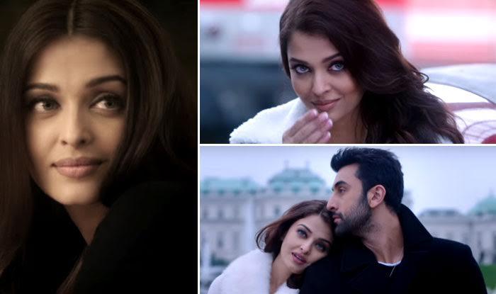 Ae Dil Hai Mushkil: These 6 visuals prove that Aishwarya Rai Bachchan is an optical overload!
