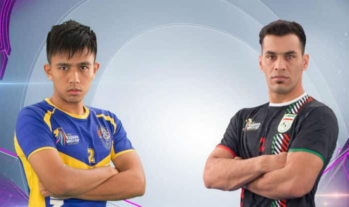 Thailand Vs Iran Live Streaming: Watch online telecast and streaming of Kabaddi World Cup 2016 on Star Sports, Hotstar and starsports.com