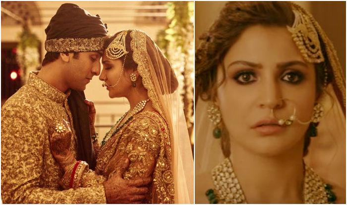 When Ae Dil Hai Mushkil star Anushka Sharma just could not handle shooting the heartbreak song Channa Mereya with Ranbir Kapoor!