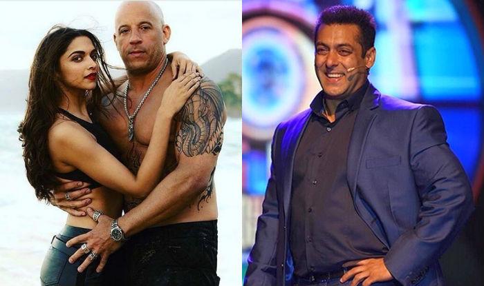 Bigg Boss 10: Deepika Padukone wants Vin Diesel as contestant in Bigg Boss house!