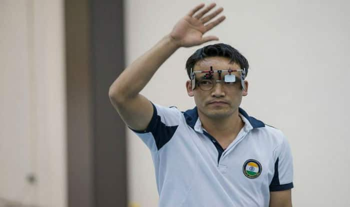 Jitu Rai shoots silver at World Cup in Italy