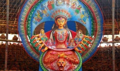 Know Where And How Durga Puja is Celebrated The Best in India