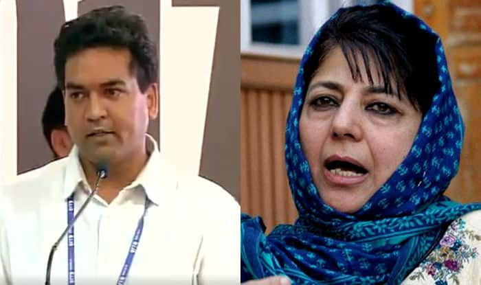 Sharing stage with Mehbooba Mufti is an insult for me, says